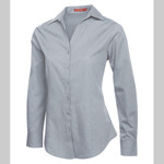 COAL HARBOUR®M TEXTURED LADIES' WOVEN SHIRT